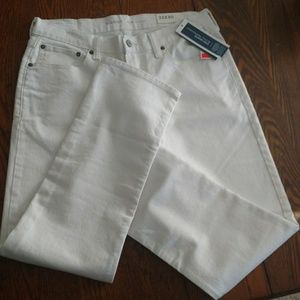 Old Navy jeans stretch NWT white